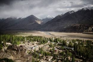 Wakhan Corridor, Tajikistan