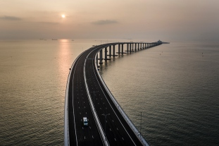 Hong Kong, Macau, Zhuhai Bridge