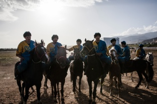 Kyrgyzstan Hosts The World Nomad Games